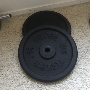25lbs Weights for Sale in Gilroy, CA