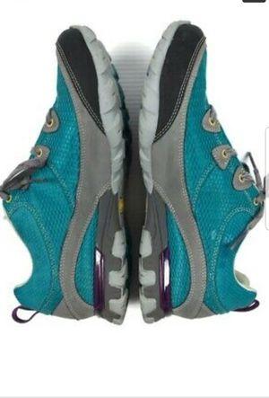 Ahnu sugarpine waterproof HIKING shoes worn once like new! for Sale in Tacoma, WA