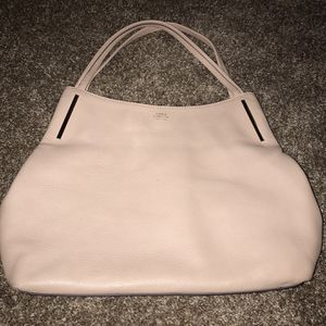 Leather Nude Vince Camuto Bag for Sale in Hyattsville, MD