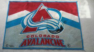 "46"" x 32"" Colorado Avalanche Rug Carpet Door Mat for Sale in Aurora, CO"