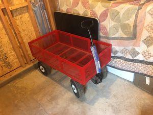 Custom red wagon for Sale in Corona, CA