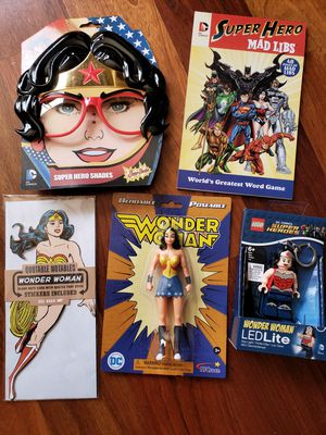 Wonder Woman DC Comics items for Sale in Gresham, OR
