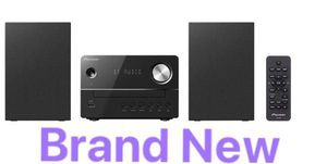 Pioneer 100w Audio System Equipo de Sonido Network CD Receiver Bluetooth Wifi Wireless XEM26 for Sale in Miami, FL