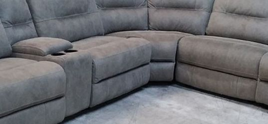 Grant 6pc Power Reclining Sectional Sofa for Sale in Decatur,  GA