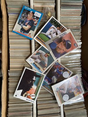 90s baseball cards for days for Sale in Modesto, CA