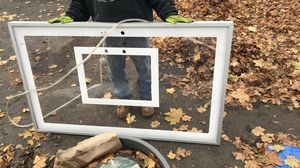 Basketball glass replacement- dunk pro for Sale in Peabody, MA