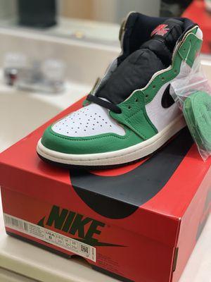 Lucky Green Jordan 1 Size 8W/6.5M for Sale in Virginia Beach, VA