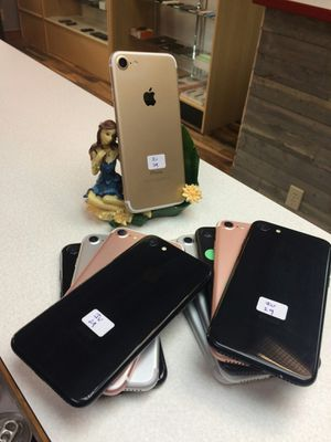 Unlocked IPhone 7 for Sale in Shoreline, WA