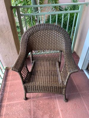 Outdoor chairs for Sale in Miami, FL