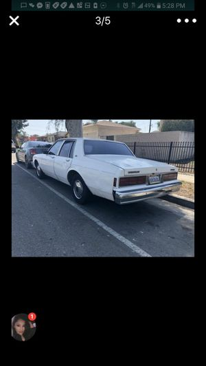 1988 Chevy caprice for Sale in Los Angeles, CA