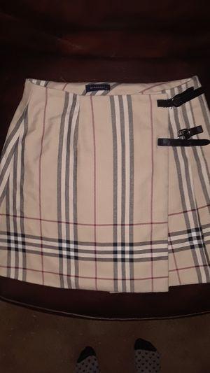 Burberry mini skirt. for Sale in Winston-Salem, NC