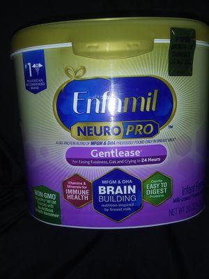 10 tubs of enfamil Neuro pro gentlease for Sale in Mukilteo, WA