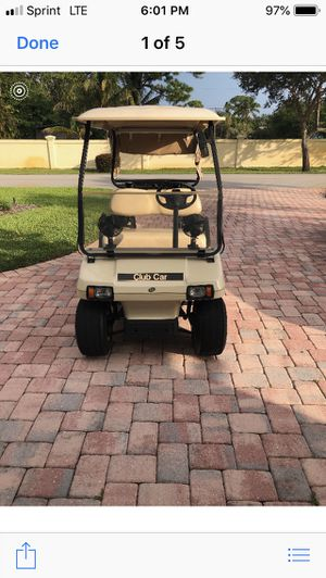 Club cart for Sale in Indiantown, FL