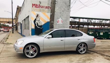 """22"""" BRUSH wheels 🔥In stock no wait🔥 $1975 rims tires NEW NEW for Sale in Elmwood Park,  IL"""