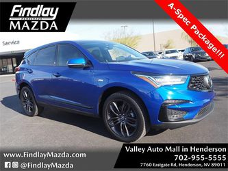2019 Acura Rdx for Sale in Henderson,  NV