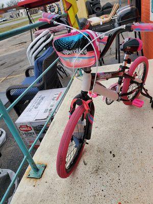 Kent 18 '' girls bike in pink for Sale in Dallas, TX