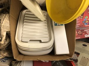Tupperware baking dishes and bowls. Brand new never used. When bought new. Started at $56 each asking $15 per dish the more you buy the better your for Sale in San Marcos, CA