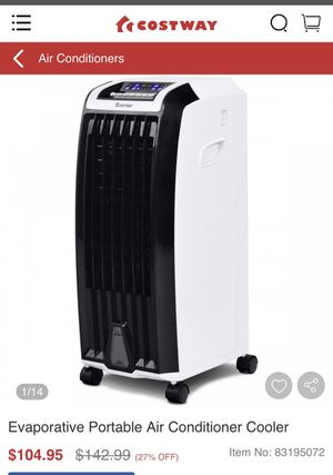 Evaporative air cooler fan for Sale in Garden Grove, CA