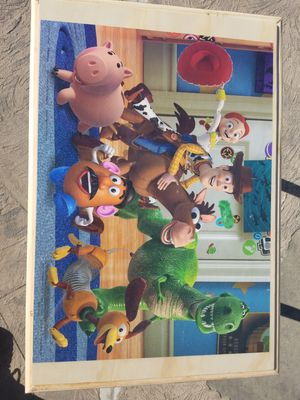 Toy Story Toddler Desk for Sale in Pico Rivera, CA