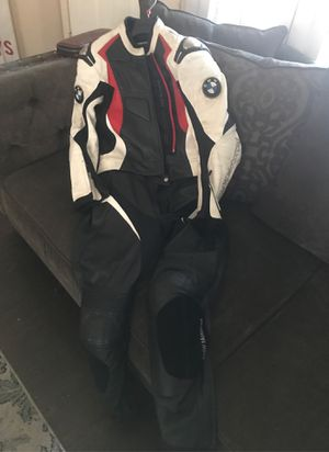 BMW Race suit pants and jacket included for Sale in Los Angeles, CA