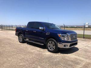 2017 Nissan Titan for Sale in Addison, TX
