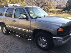 2002 GMC Yukon 4x4 for Sale in Wenatchee, WA