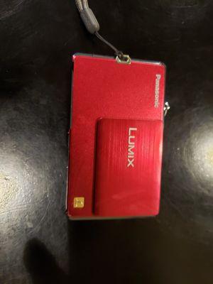Panasonic lumix camera for Sale in Lake Elsinore, CA