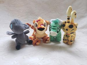 Neopets Plushies for Sale in Chesapeake, VA