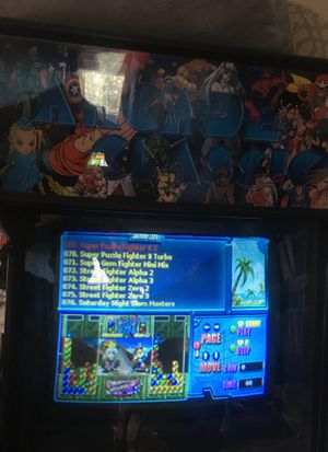 Arcade Machine for Sale in Los Angeles, CA
