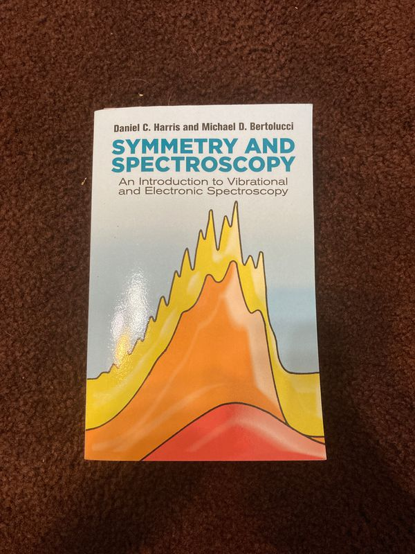 Symmetry and Spectroscopy - Daniel Harris