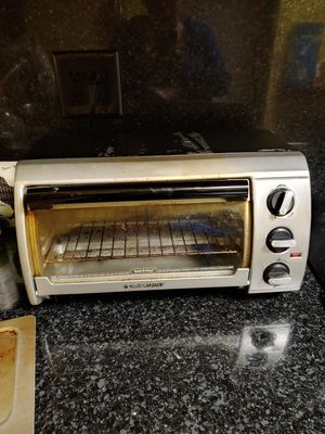 Black and Decker toaster for Sale in Arlington, VA