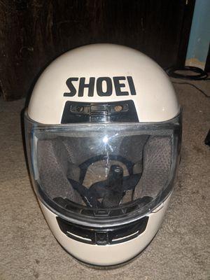 Shoei motorcycle helmet elite for Sale in Portland, OR