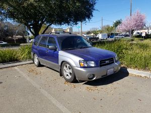 2004 Subaru Forester 50k Miles for Sale in Manteca, CA