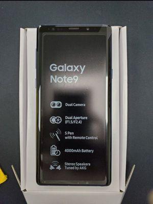 Samsung Galaxy Note 9 128GB,,,,,,UNLOCKED + WARRANTY ( Like New ) for Sale in Silver Spring, MD