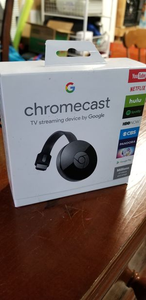 Chromecast Netflix Hulu for Sale in Norwalk, CA