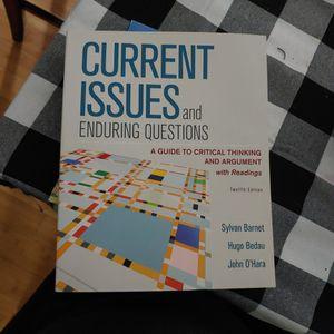English 102 Book For Sbvc for Sale in San Bernardino, CA