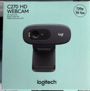 logitech c270 hd webcam for Sale in Avondale, AZ