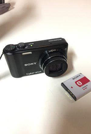 Sony 14 mp 10x zoom dugital Dsc h55 camera for Sale in Novi, MI