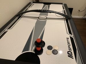 MD sports air hockey table for Sale in Sacramento, CA