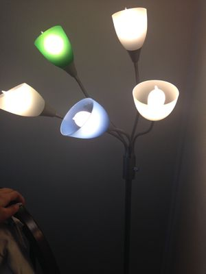 Floor lamp for Sale in Hampton, VA