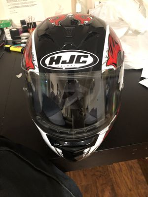 HJC Motorcycle helmet for Sale in Glenn Dale, MD