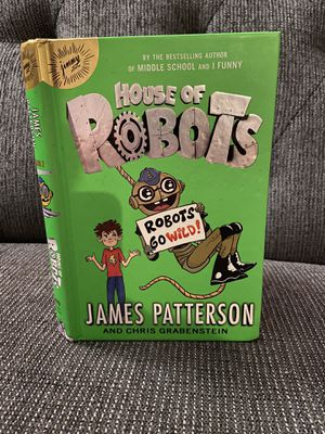 House of Robots Book for Sale in Norfolk, VA