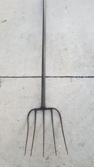 Pitch Fork for Sale in Frostproof, FL