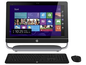 Like New - Touchscreen All-in-One/HP Envy23 with Beats Audio for Sale in Los Angeles, CA