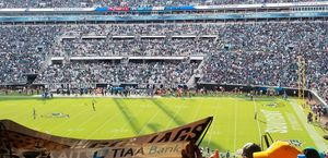 2 jags tickets for jags vs Texans 140.00 for both for Sale in Jacksonville, FL