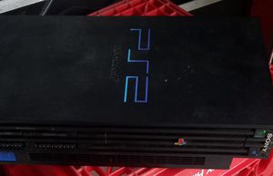 Excellent working condition PS2 game system. games. 2 controllers and carry travel bag for Sale in Morton Grove, IL