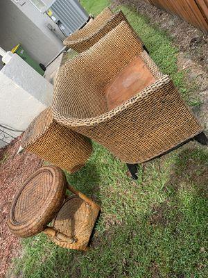 Wicker Outdoor Furniture for Sale in DeBary, FL