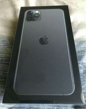 Iphone 11 Pro Max 256GB Space Gray Verizon Only for Sale in Glendale, CA