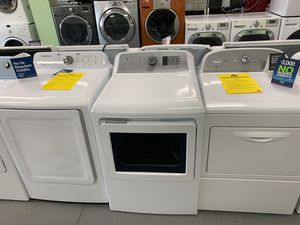 Samsung, GE or whirlpool large electric dryer on sale with post $199 for Sale in Essex, MD