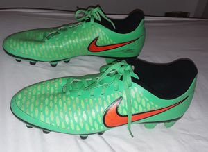 Nike Magista Soccer Cleats Size 10 for Sale in Fresno, CA